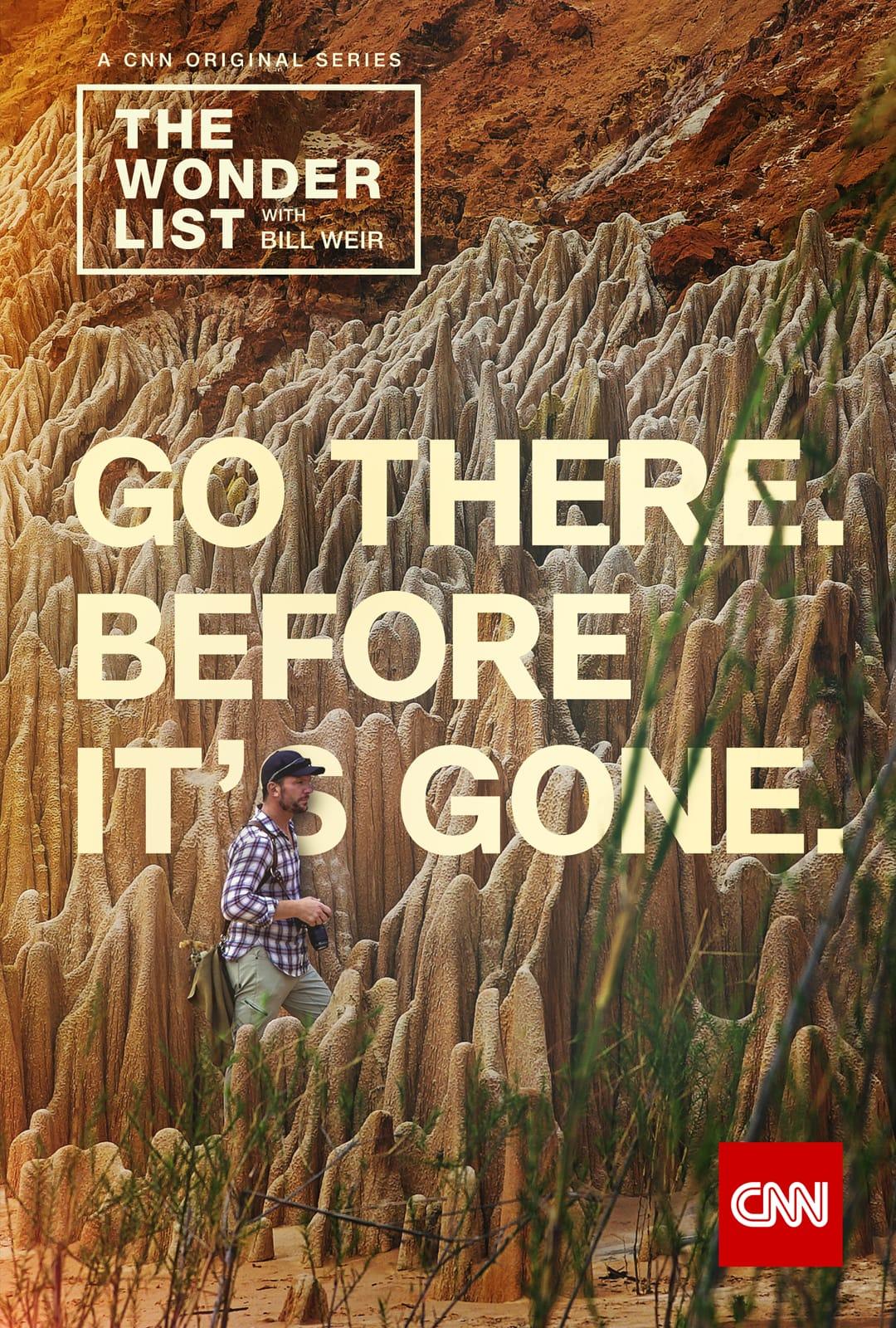 The Wonder List With Bill Weir Season 3 | CNN Creative Marketing