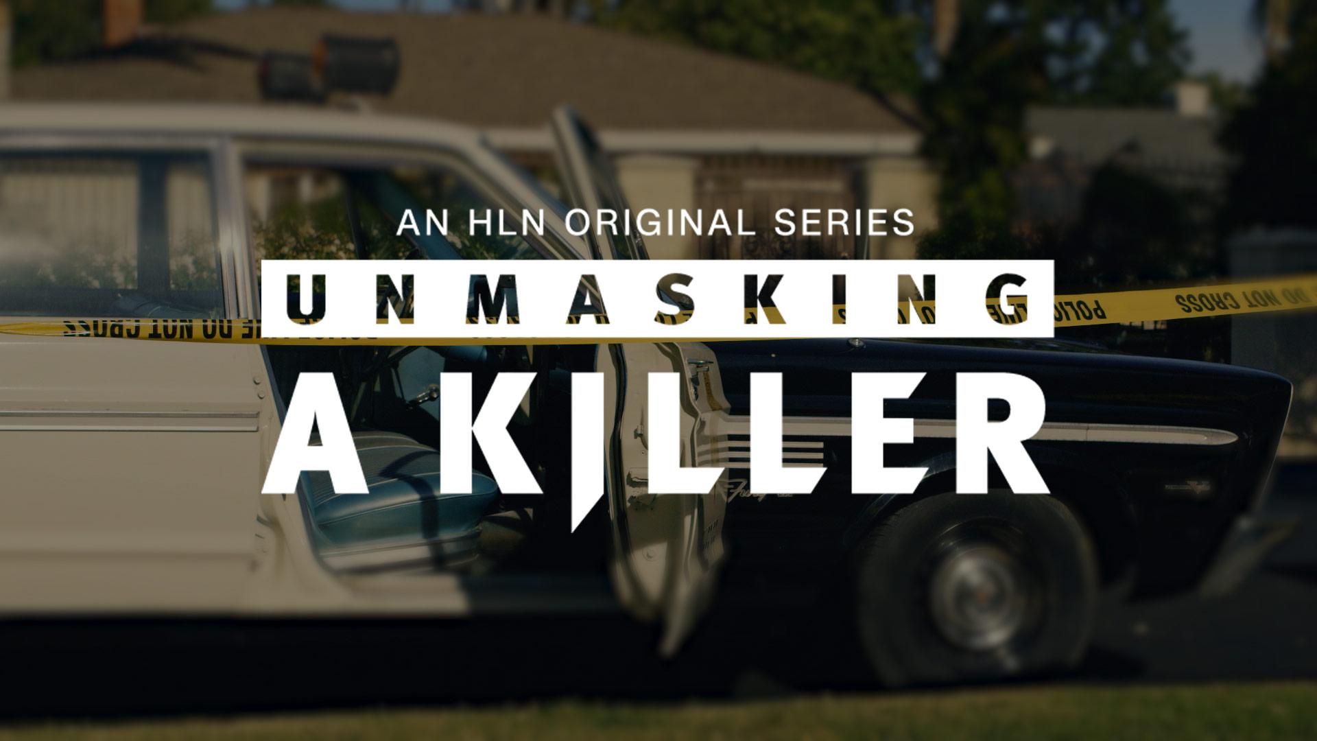 Unmasking A Killer | CNN Creative Marketing