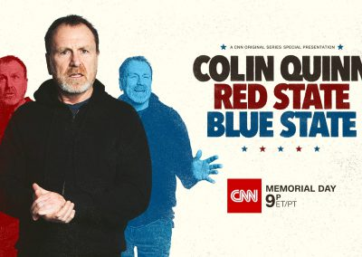 Colin Quinn Red State Blue State